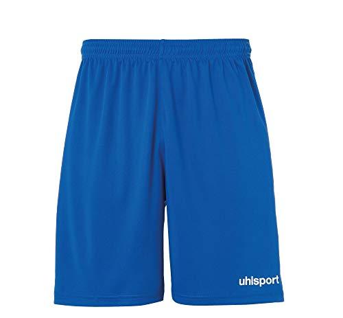 uhlsport Herren Center Basic Shorts, azurblau, XXXL