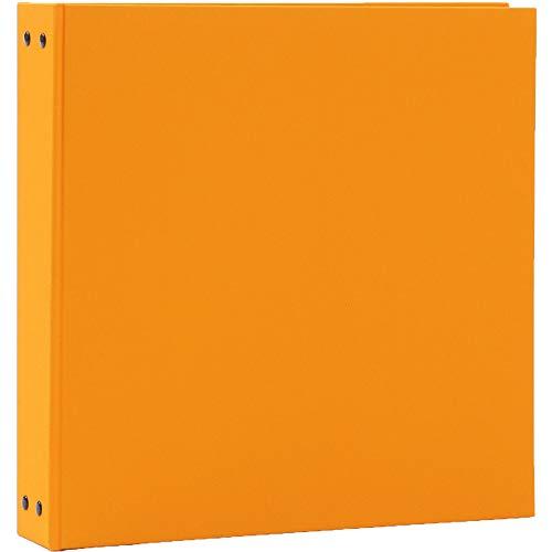 終活エンディングファイル【家族に伝える終活安心ファイルオレンジ】保管ホルダーエンディングノート遺言手紙生命保険証書など重要書類や大切なものを1冊にまとめて保管できる丈夫なホルダーファイルエンディングノート終活ノート