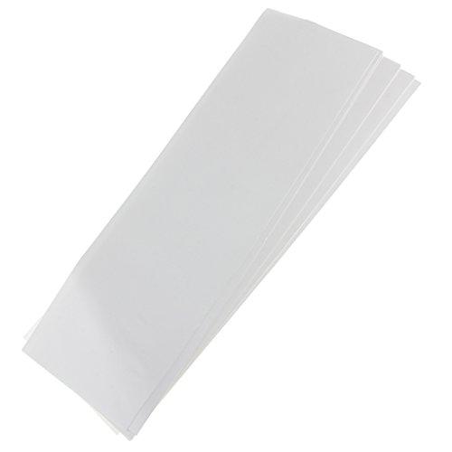 100 Stück Wiederverwendbare Friseursalon Strähnchenfolie Papier Für Haare Färben
