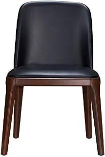 Sillas de la cocina del hogar de la sala de sillas Silla Estudio creativo con los respaldos Moderno acogedor estilo nórdico multifuncional Cafe Mesa de comedor y sillas adapta for el postre tienda Tea