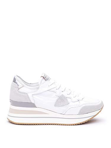 Philippe Model Triomphe Sneakers, Bianco (bianco), 36 EU