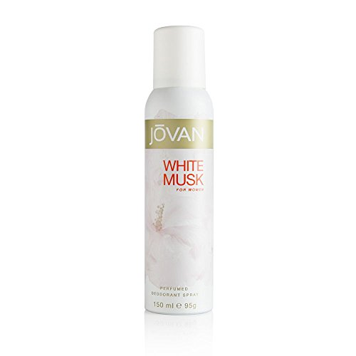Jovan Musk White Women Perfumed Deodorant Spray 150 ml
