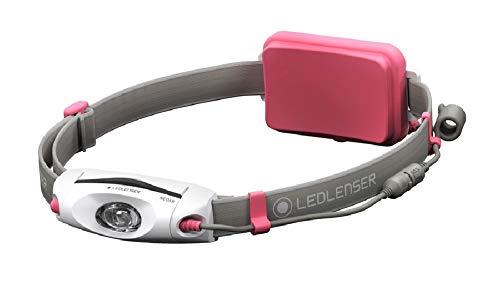 LED Lenser Neo 6R Stirnlampe, Pink, One Size