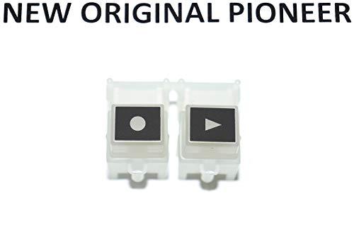 Best Review Of New ORIGINAL DAC3217 Overdub Start Button For Pioneer DJ Controller DDJ-RR