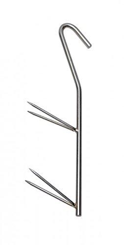 Zebco 5 R�ucherhaken V-R�ucherhaken 17cm