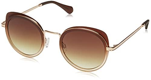 HAWKERS Milady Gafas de Sol, Marrón, One Size para Mujer