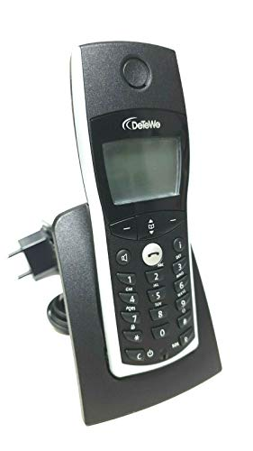 Aastra Mitel 142d Detewe OpenPhone 27 Mobilteil Black Edition