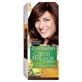 Garnier Color Naturals Haarfärbemittel 5 Hellbraun 1 Stück