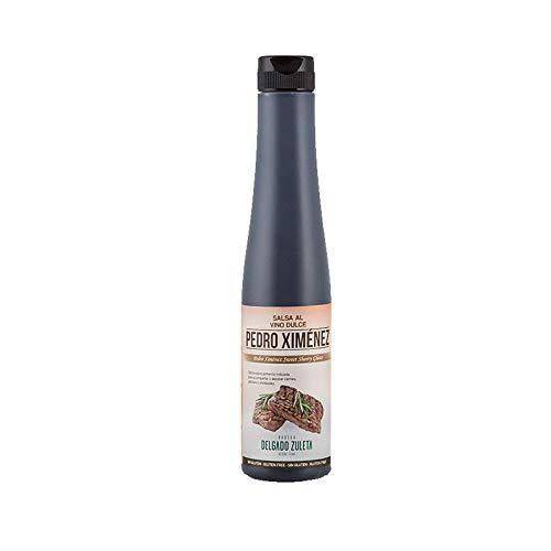 Salsa al vino dulce Pedro Ximenez de 350 ml -