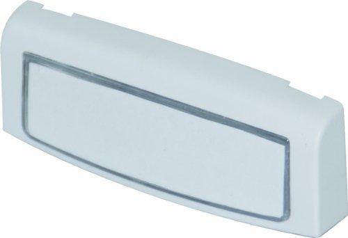 SCS sen4160457Luminous rechteckig Push Button mit Tür Label und weiß Gehäuse