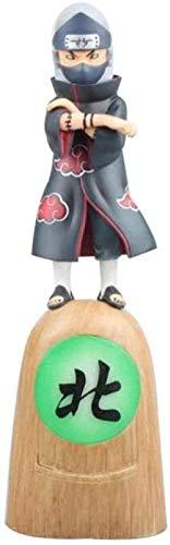 Gddg Naruto: Organización Akatsuki Kakuzu Postal Permanente - Estatuilla de PVC de...