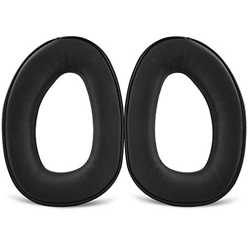 GSP 350, cuscinetti auricolari di ricambio per cuffie Sennheiser GSP 300, GSP 301, GSP 302, GSP 303, GSP 350, per gaming, cuscinetti di ricambio con pelle proteica