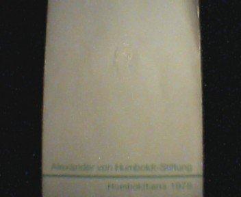 Alexander von Humboldt-Stiftung