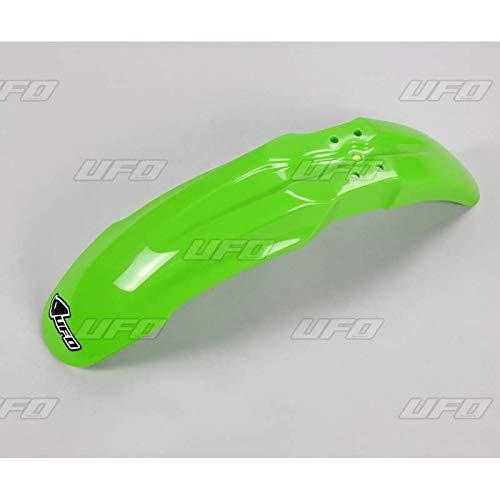 UFO - Garde Boue Avant Vert Restylé Compatible Kawasaki 80 85 Kx 91-17