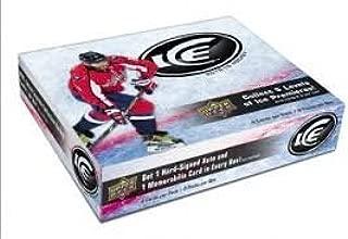 2015/16 Upper Deck Ice NHL Hockey HOBBY box (8 pk)