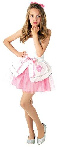 Rubies 3630786 Kostüm, Mädchen, weiß