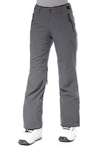 O'Neill dames snowboardbroek grijs XL broek, donkergrijs Melee