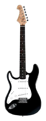 Tenson F503101 E-Gitarre California ST One Lefthand
