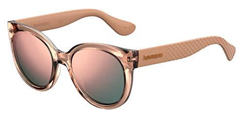 Havaianas Unisex-Erwachsene NORONHA/M Sonnenbrille, Mehrfarbig (SALMON), 52