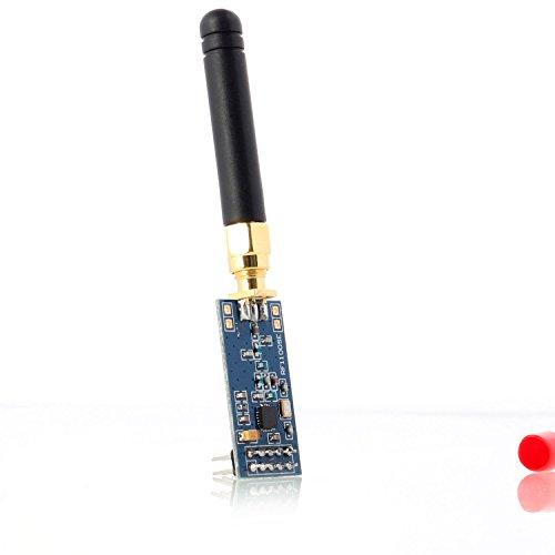 Neuftech CC1101 Wireless Module RF Transceiver Modul 387-464 MHz mit externen Antenne für Arduino