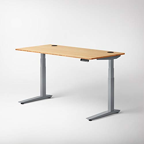 Jarvis Standing Desk Bamboo
