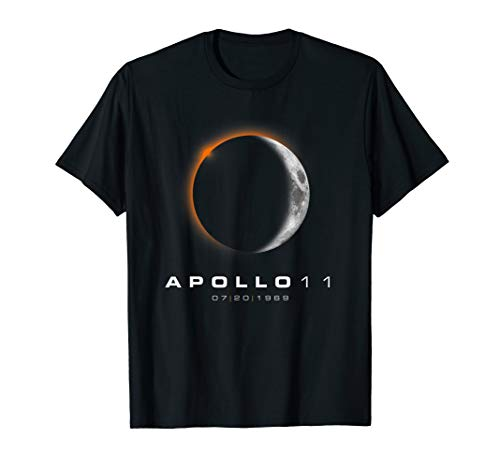 50th Anniversary Apollo 11 Moon Landing T-Shirt