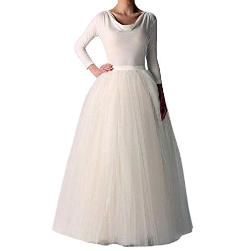 Vectry Falda Pantalon Mujer Falda Tul Mujer Larga Faldas Mujer Cortas Elegante Faldas Tul Mujer Tutu Falda Niña