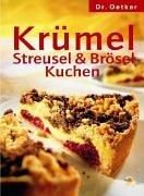 Dr. Oetker: Krümel-, Streusel- & Brösel-Kuchen