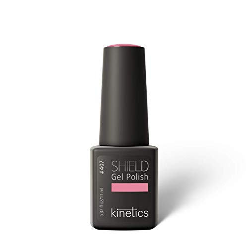 SHIELD GEL POLISH 11 ml - LED/UV Permanenter Nagellack - Pretending Pink #407