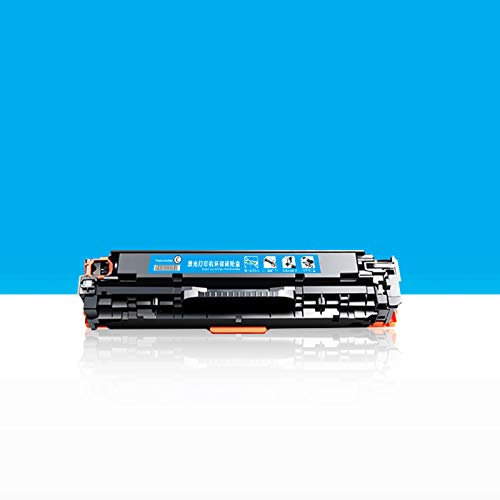 GHN Adecuado para HP HP Impresora de Color M451DN M451NW Pro 300 MFP M375NW CE410A CC530A CF380A Canon LBP7220 Cartucho de tóner,Azul