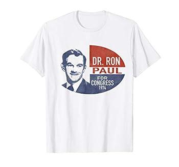 Dr Ron Paul for Congress Vintage T-Shirt