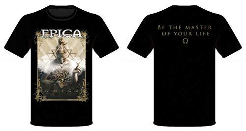 Epica Omega T-Shirt - Black - X-Large