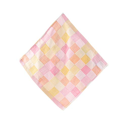 DKFS Pasgeboren Super Zachte Baby Katoen Handdoek Voeding Rag Vierkant Gezicht Handdoek Kleine Effen Kleur Babyhanddoek
