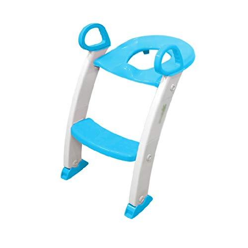 Toilette Pour Bébés Apprentissage de la propreté Siège petit pot enfants Formation de toilette Chaise de siège avec poignées bébé Siège bébé Toilette Échelle Toilette Toilette Potty Training WC pour e