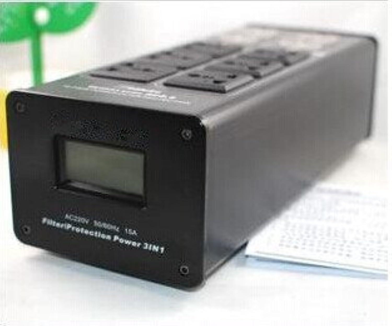 GOWE advanced audio special power purifier digital display voltmeter power 3000W
