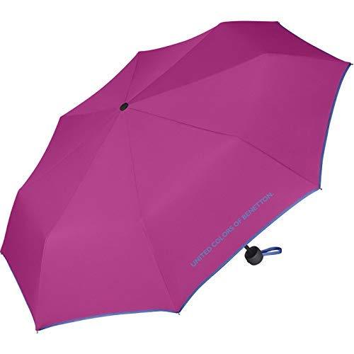 Cuatrogotas 2018 Paraguas Plegable, 60 cm, Rosa