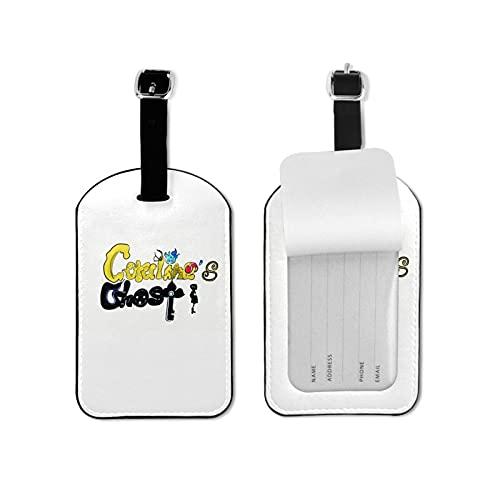 Coraline Etiquetas de equipaje para maleta