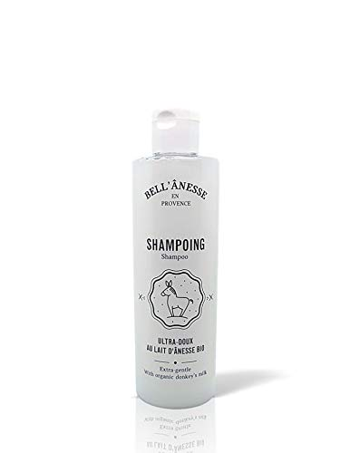 Shampoing au lait d'ânesse bio 250ml
