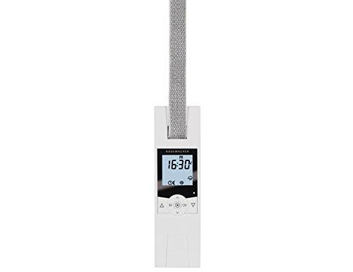 Rademacher 16234511 RolloTron Comfort DuoFern - Interruptor de persianas y puertas automáticas, color blanco