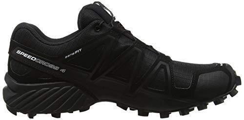 Herren Speedcross 4, Trailrunning-Schuhe, schwarz - 18