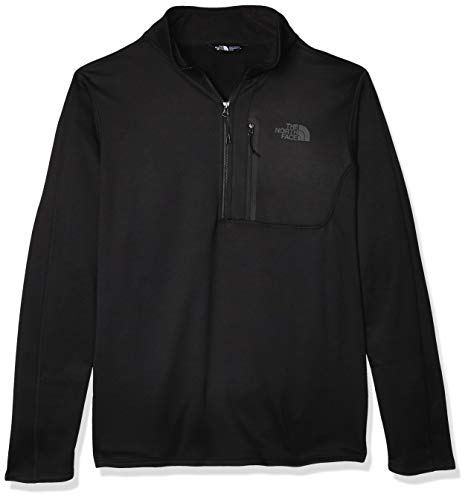 The North Face Canyonlands 1/2 Zip TNF Black LG