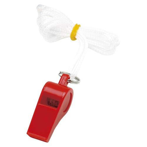 銀鳥産業 カラーホイッスル赤 041-055 5個セット