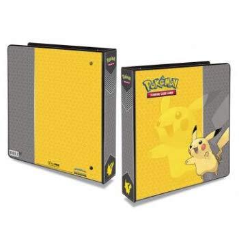 Pokemon 84568, Album Pokemon avec Anneaux D Renforcés de 5,1 cm