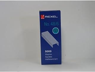 6121 1000pz REXEL Punti 24//6 Rexel 16