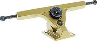 Caliber Trucks II Fifty Caliber 184mm Hi Satin Gold Longboard Trucks 50 Degrees - 10