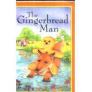 Paperback The Gingerbread Man Book