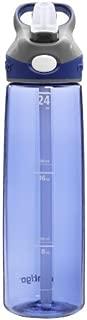 Contigo AUTOSPOUT Straw Addison Water Bottle, 24 oz, Cobalt