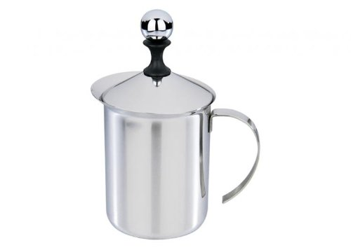 cappuccino creamer 3ta acciaio inox 0,4l eva collection