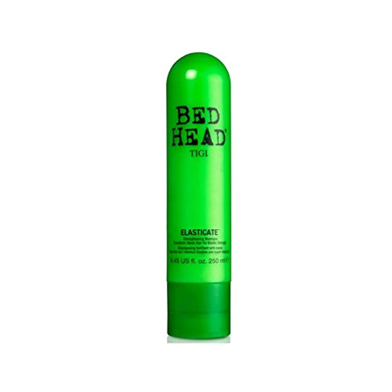 パイロット米国誤ってティジーベッドヘッドシャンプー(250ミリリットル) x4 - Tigi Bed Head Elasticate Shampoo (250ml) (Pack of 4) [並行輸入品]