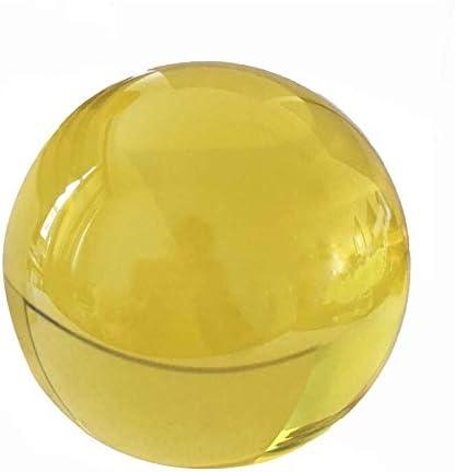 Gorgeous FVDS K9 Crystal Ball 100mm Artificial Recommendation Glass De Transparent